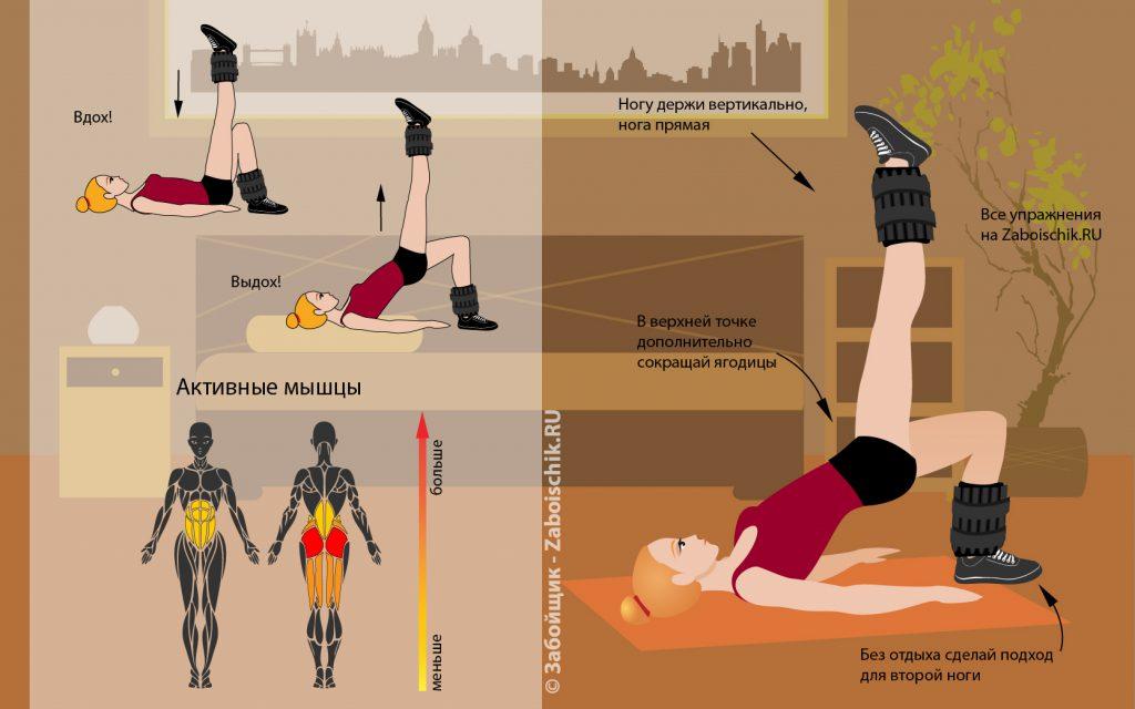 Эффективные упражнения в домашних условиях отзывы 60